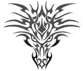 Stammes Tattoo-Ideen