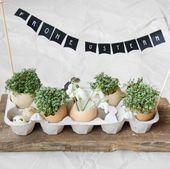 Living confetti – the most beautiful furnishing ideas …