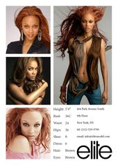 Pin By Tommie K On Comp Card Model Headshots Model Comp Card Model Portfolio Examples