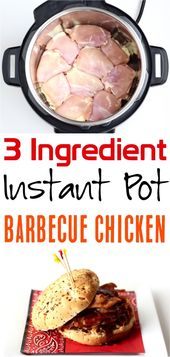 Instant Pot Dr Pepper Chicken Rezept (BBQ) – Nie endende Reisen