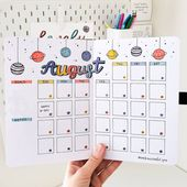 Hi friends! ?♀️ Today, I'm sharing my monthly log. I am super exci…