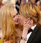 NICOLE KIDMAN UND KEITH URBAN BEI DEN SCREEN ACTORS GUILD AWARDS, JANUAR 2016. -… – prominente paare