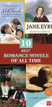 Les 10 meilleurs romans d'amour de tous les temps   – Culture