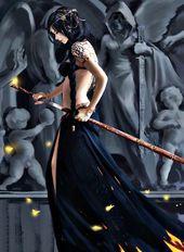 im Zaubertempel … – Alberto C. – Google+ – #Alberto #fantasy #Google #magico …   – Characters