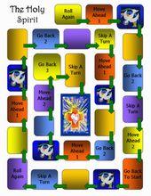 Free printable game- Holy Spirit!