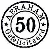 Abraham – 50 jaar