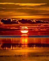 """""""Wohin du auch gehst, geh mit deinem ganzen Herzen."""" Konfuzius. Sonnenaufgang. Miami, Florida. # 305 #miami #southflorida #florida #floridalife # Sonnenaufgang"""