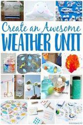 Science preschool theme lesson plans 16 ideas