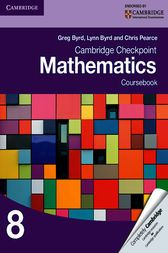 Cambridge Checkpoint Mathematics Coursebook 8 With Images
