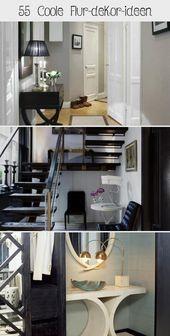 55 Coole Flur-dekor-ideen – Dekoration