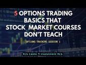 Wie werden Aktienoptionen für Anfänger gehandelt? Lernen Sie die Börse wie nie zuvor mit … – Money