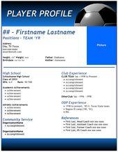 Athletic Resume Template Free Resume Format Templates G5k6v5ap