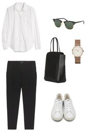 The Traditional French Capsule Wardrobe