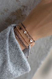 Fascinating details leave you speechless # Bracelets #Jewellery #Rose WW … – Jewelery – Jewelery