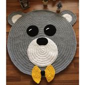Photo of Kids Room Rug-young Room Rug 70×70 Cm 69,90 TL and free shipping