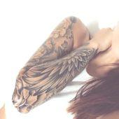 Ärmel – Tiberi   – Tattoo Frauen Unterarm – #Ärmel #Frauen #Tattoo #Tiberi #Un… – #Ä