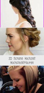 20 beautiful wedding updos