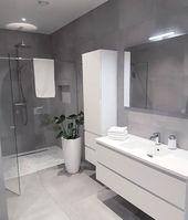Wit, strak, mooi. – #bathroomsinks #mooi #strak #W…