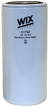 Pack of 1 Wix 51523 Spin-On Lube Filter