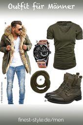 Herrenoutfit mit Teilen von Alienwork, Blend, Levis, Amaci&Sons, REPUBLIX und Re… – Outfits for men – Bekleidung – Fashion
