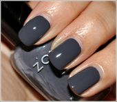 Zoya Kelly – mein neuer Lieblingsnagellack! #nagellack #nagellack #polieren #matt   – Nail Polish