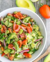 20 Awesome Salad Recipes Without Lettuce | Eat This Not That