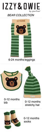 Warm Winter Hat Baby Hat Baby Boy Baby Girl Izzy /& Owie Forest Green Stripe Knotted Hat Unisex