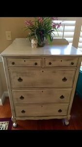 Painted by Handpainted Furniture by Liz, Wax, tall chest of drawers, Storage, Sh…