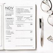 | Mein letzter November wöchentlich! Dies ist ein…