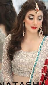 Image Result For Mehndi Hairstyle With Bindiya Pakistani Bridal