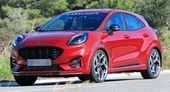 2021 Ford Puma ST: This Is It Before You're Supposed To See It – Now Also In Red | Carscoops