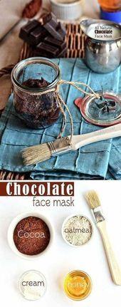 Diy masque pour les pores de la maison une peau éclatante 28 Idées # kitchengarden #gardenflow … –
