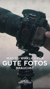 Vom Fotografie-Anfänger bis zum Profi – Was braucht man wirklich für ein gutes…