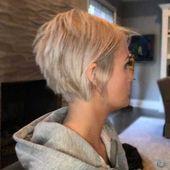 Pixie Bob Stil für elegante Damen 2019 –  – #Kurzhaarfrisuren