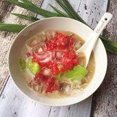 Resep Es Bubur Sum Sum Jadul Oleh Ferra Rusli Resep Resep Masakan Asia Makanan Dan Minuman Masakan