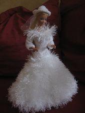 Gown de mariée d'hiver, d'halloween, de noel