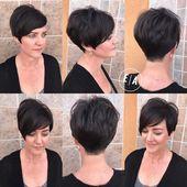 30 Cute Pixie Cuts: Kurze Frisuren für ovale Gesichter – Frisuren Modelle