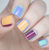 #nails #design #61+ # #Concepts  61+  Concepts for nails design summer season prime 10 swatch