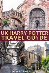 Der komplette Harry Potter UK Reiseführer für Muggel