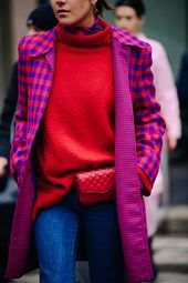 Milan Fashion Week's Street Style Stars Are Bringing Back Tearaway Pants