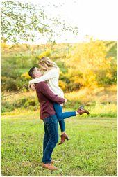 Gemütliche Verlobung im Herbst bei Wilderness Run…