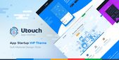Utouch Startup – Multi-Purpose Business and Digital Technology WordPress Theme Free Download – #Business #Digital #Download #Free #Multi