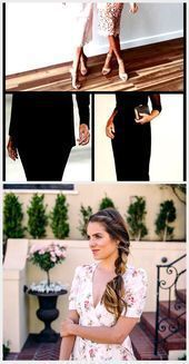 36 chic and simple hairstyles for wedding guests #weddingguesthairstyles Ho … – 36 chic and simple hairstyles for wedding guests #wedding …