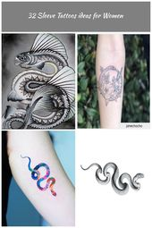 Image result for sea serpent tattoo –  # Serpent tattoo