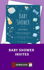 Baby Showers Twinkle Baby Shower Invites, Baby Shower Invitations, Design Baby Shower Invitations