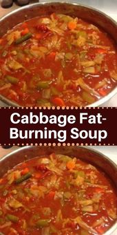 The Cabbage Soup Diet is a rapid weight loss diet….