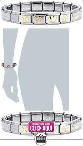 Nomination 039621 - Pulsera de mujer de acero inoxidable ✿ Joyas para mujer  - Las mejores ofertas ✿ ▭▻ Ver oferta: http://comprar.io/goto/B00442RX…