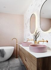 Photo of ▷ 1001 + ideas for a stylish and modern bathroom decoration