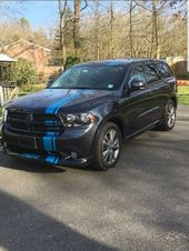 6 Offset Rally Stripes Stripe Graphics Decals Fit All Year Dodge Durango Rally Stripes Dodge Durango Matte Black Cars
