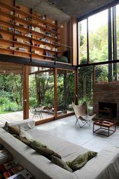 70+ fantastische Loft-Wohnzimmer-Ideen, die Sie kennen müssen / FresHOUZ.com
